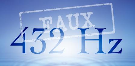 Le diapason 432 Hz Mythe vérifié Partie 2