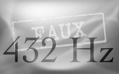 Le diapason 432 Hz Mythe vérifié Partie 1